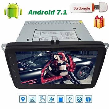 8 Android 7.1 accesorios estšŠreo del coche para ...
