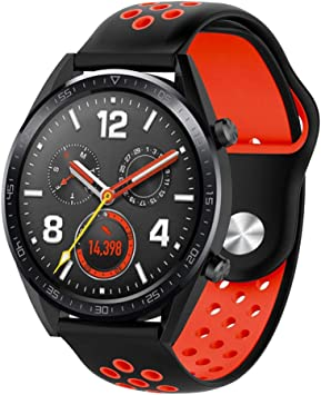 Kokymaker Silicona Correas para Smartwatch Huawei Watch GT ...