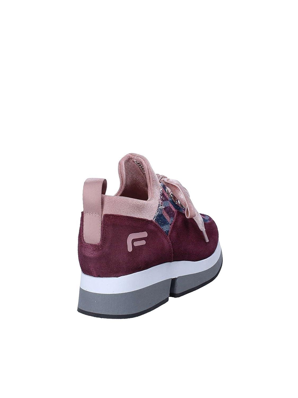Fornarina PI18SL1080VV67 Damen Niedrige Sneakers Damen PI18SL1080VV67 Bordeaux e59dfa
