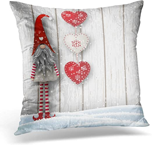 Nordic Scandinavian Christmas Decorative Cushion Covers