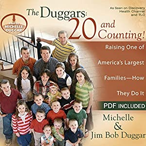 The Duggars: 20 and Counting! Audiobook