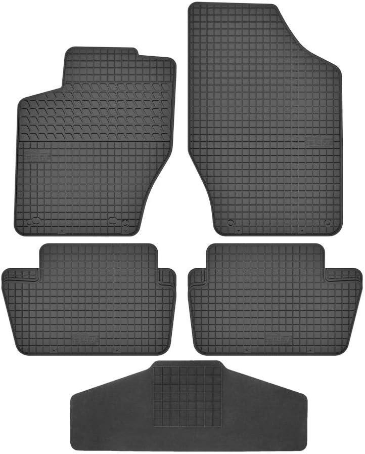 Fußmatten Für Peugeot 307 2001 2009 Gummi Gummimatten Einzeln Und Als Set Auto
