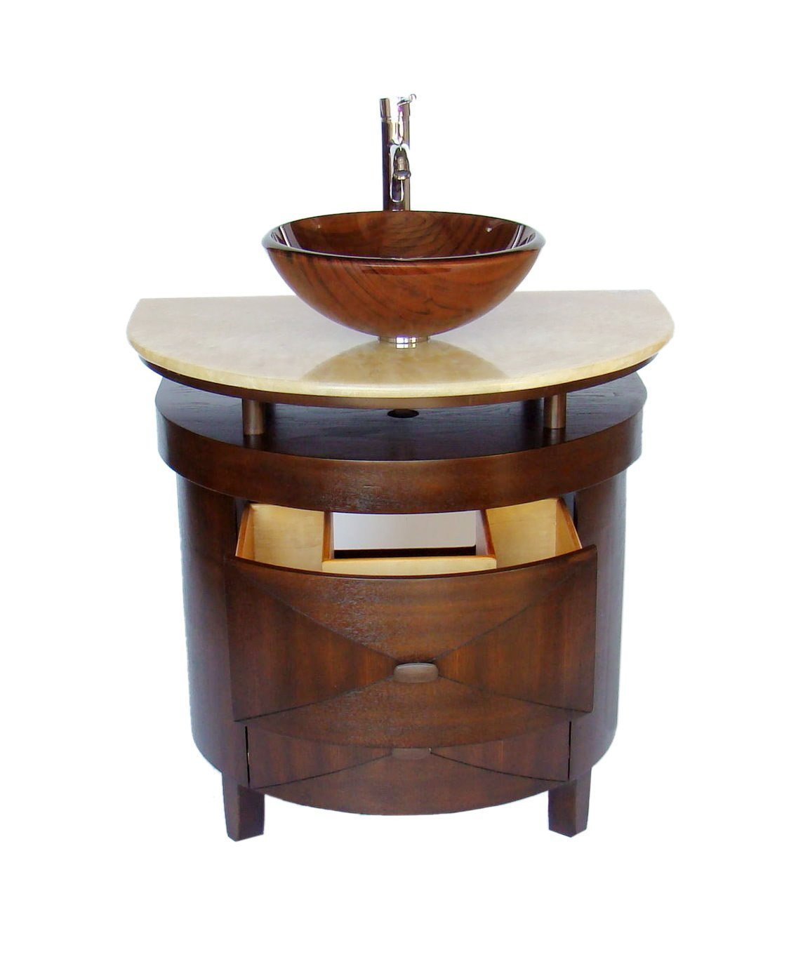 Bathroom available in 5 finishes vessel bathroom sinks msrp 425 - 32 Vessel Sink Bathroom Vanity Model Bwv 026 Verdana Amazon Com
