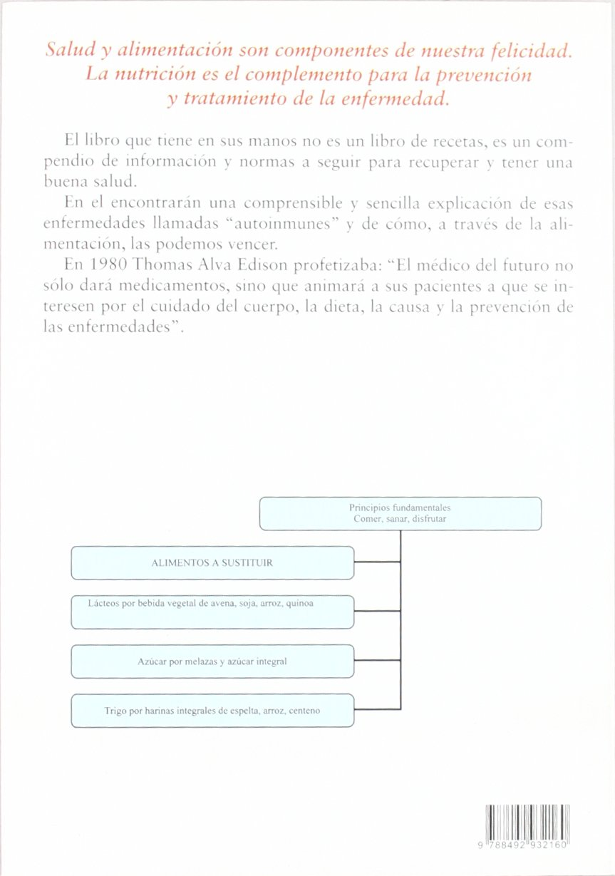 RECUPERA LA SALUD CON ALIMENTA: Isabel Ortells ...