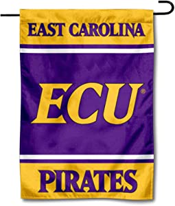 East Carolina Pirates Garden Banner Flag