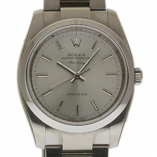 Rolex Oyster Perpetual swiss-automatic Mens Reloj 114200 (Certificado) de segunda mano: Rolex: Amazon.es: Relojes