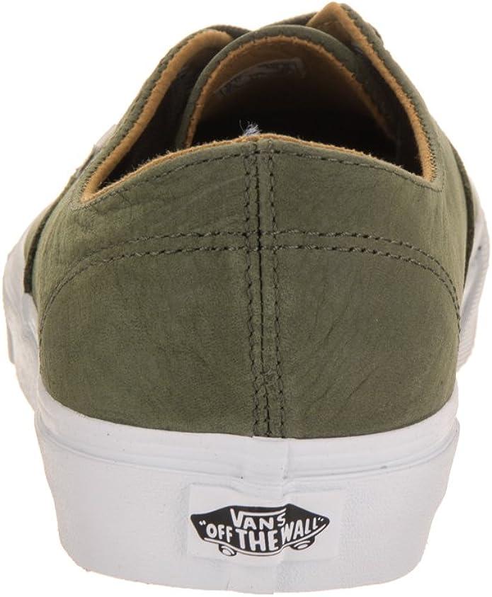 Vans Authentic Decon (Cuir Premium) Chaussures de Skate
