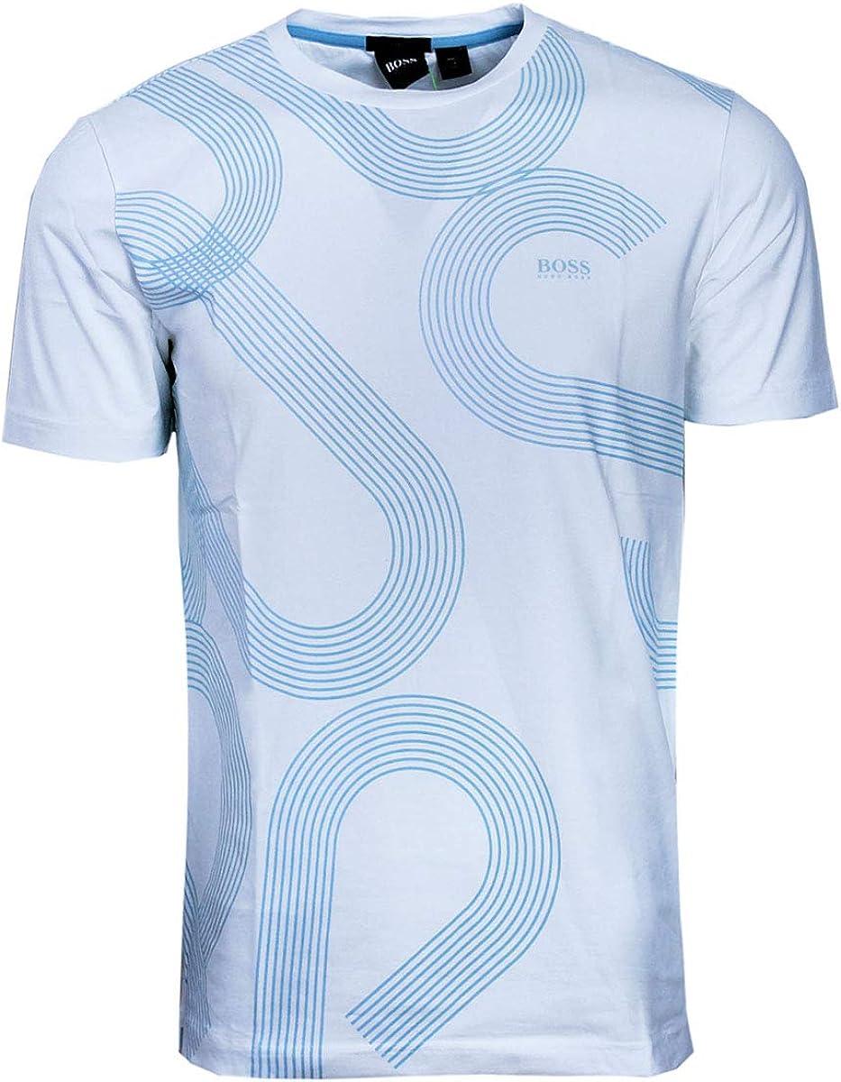 Hugo Boss Tee 7 Mens t-Shirt White 50427829 100