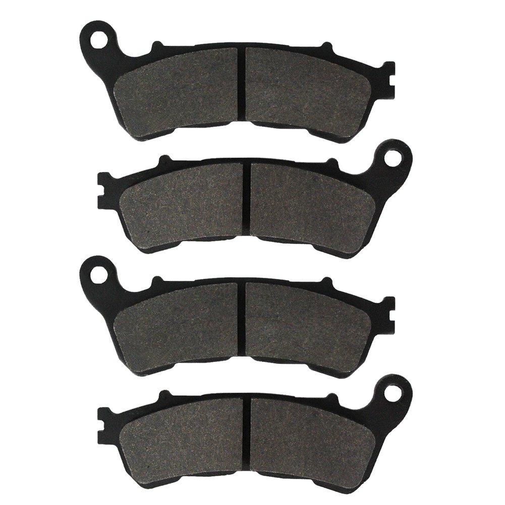 Road Passion Front Brake Pads for HONDA ST1300/ST 1300 A ABS 2008-2012/ST1300 A Pan European Non ABS 2008-2009/ST1300 A Pan European ABS 2008-2015