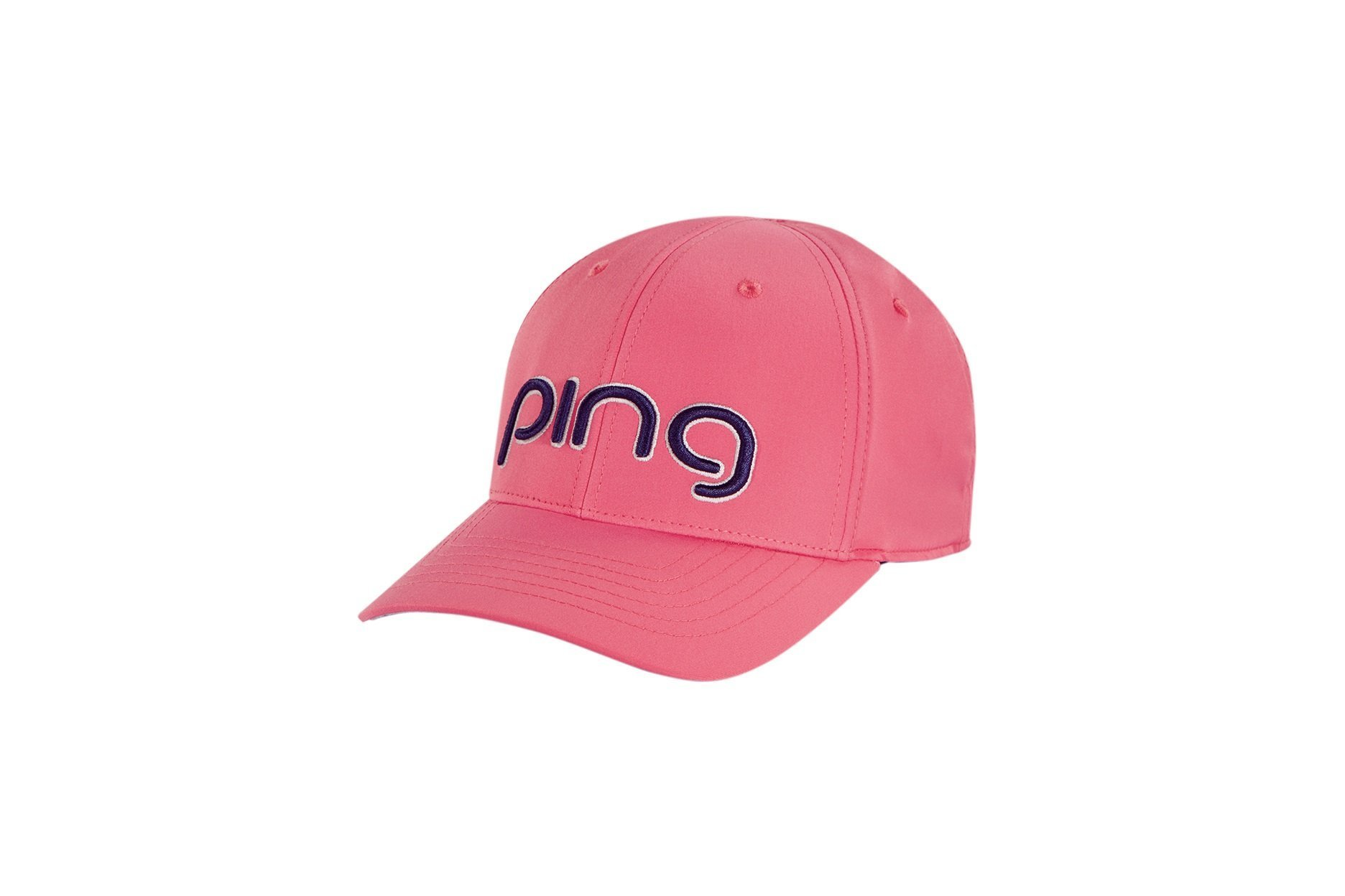 Ping 2018 Ladies Performance Adjustable Hat/Cap- Peony/Navy