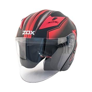 ZOX JOURNEY TRIP ROJO MATTE L YM-627