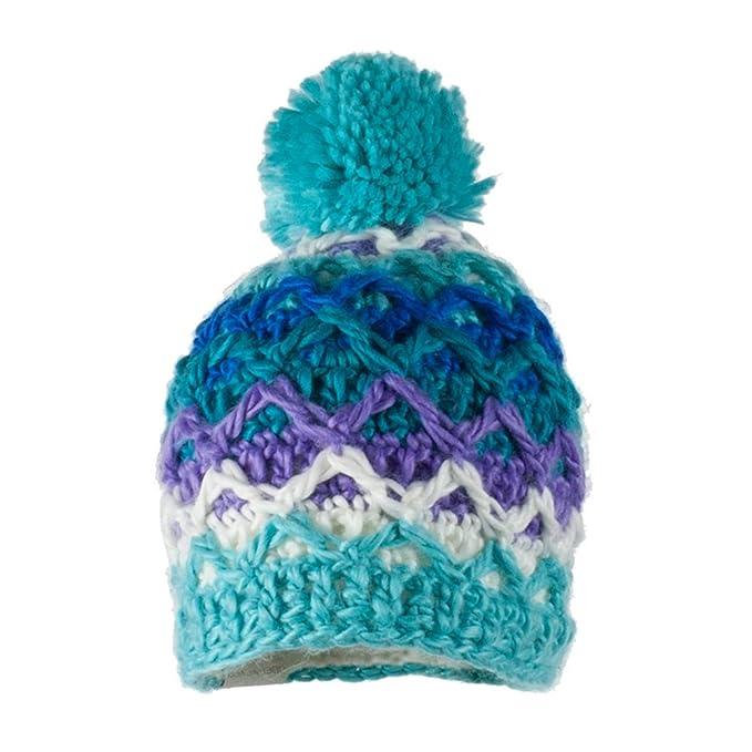 Amazon.com  Obermeyer Averee Knit Hat Girls  Sports   Outdoors 53f0838237be