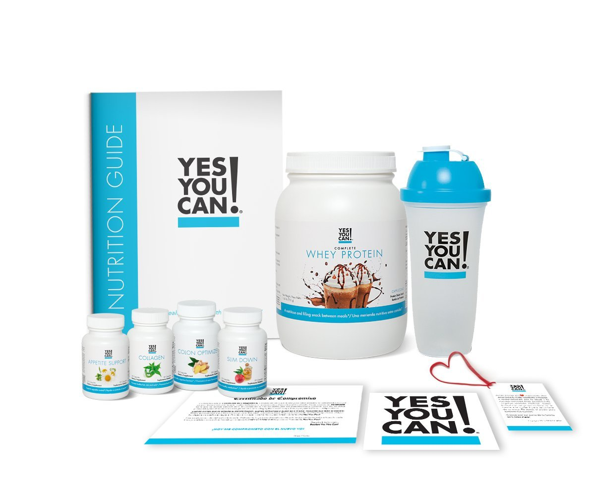 Food Lover Transform Weight Loss Kit (Food Lover 30 Servings, Cappuccino) by Yes You Can