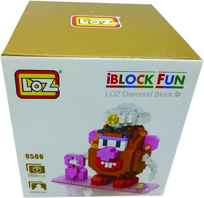 Micro Block Toy Story - Mrs. Potato: Amazon.es: Juguetes y juegos