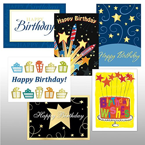 Classic Celebrations Birthday Celebration Assortment -