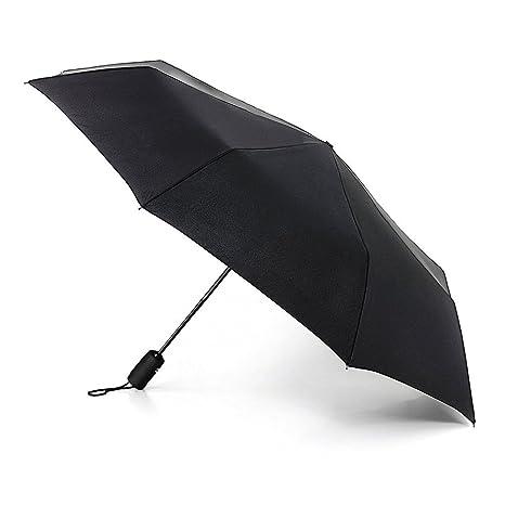 Kurelle Paraguas Plegable Apertura y Cierre Automático Paragua De Viaje Para Hombres y Mujeres Antiviento Golf