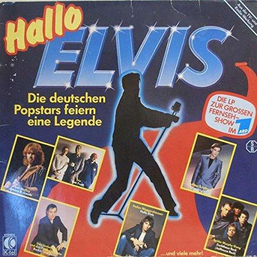 Price comparison product image Various - Hallo Elvis - Die Deutschen Popstars Feiern Eine Legende - K-Tel - TG 1529