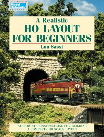 A Realistic Ho Layout for Beginners (Model Railroader)
