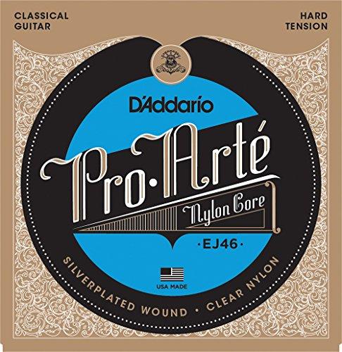 D'Addario Pro Arte Classical Guitar Strings Hard Tension 28-44 EJ46 - 2 Packs
