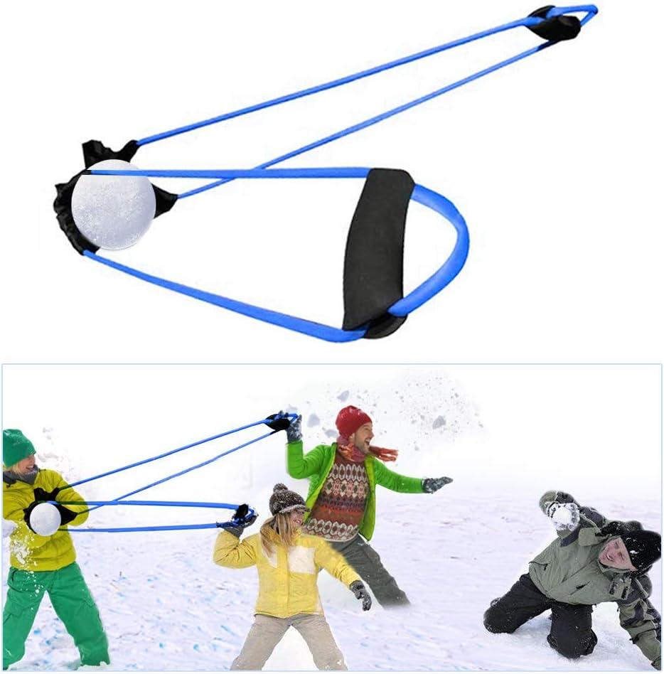 Winter Snowball Shooting Gun Outdoor Water Balloon Bunch Bombs for Children