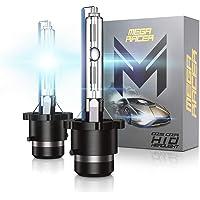 $21 » Mega Racer D2S HID Bulbs 10000K D2C D2R HID Headlights D2S Bulb Xenon Light Bulbs…