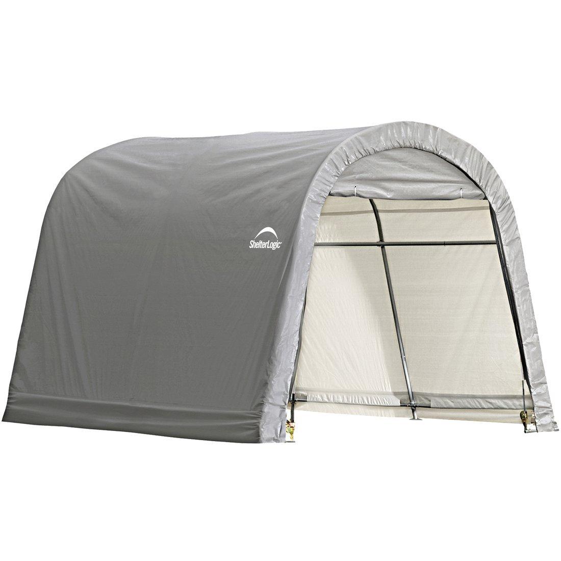 ShelterLogic 10x10-foot Round Grey Storage Shed  sc 1 st  Amazon.ca & Amazon.ca: Storage Sheds: Patio Lawn u0026 Garden