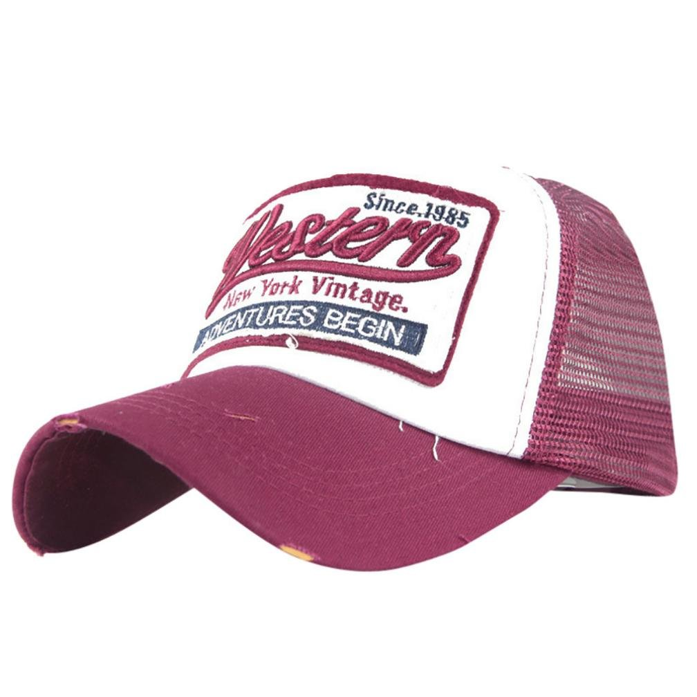 Xinantime Sombrero, Sombrero Hip Hop Gorras Beisbol Gorra para Hombre Mujer Sombreros de Verano Gorras de Camionero de Hip Hop Impresión Bordada, ...
