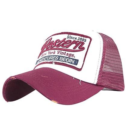 Sombrero, Xinantime Sombrero Hip Hop gorras beisbol Gorra para hombre mujer Sombreros de verano gorras de camionero de Hip…