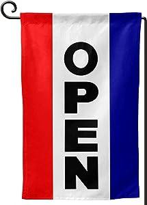 Warner03Hicks Vertical Open Garden Flag Yard Outdoor Home Decor Double Sided 12.5x18 Inch