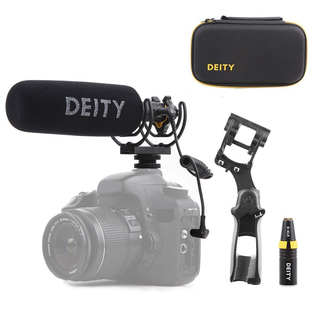 【1年保証】DEITY V-Mic D3 Pro マイクロフォン 高音質 15dBAの超低ノイズレベル 無段階ゲインコントロール 多機能 キット版   B07K56X7KR