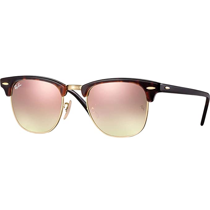 Ray-Ban Sonnenbrille CLUBMASTER (RB 3016 990/7O 51)