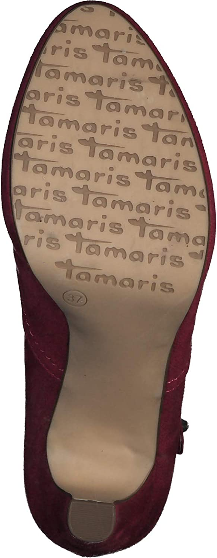 Tamaris Damen Pumps Frauen Plateaupumps