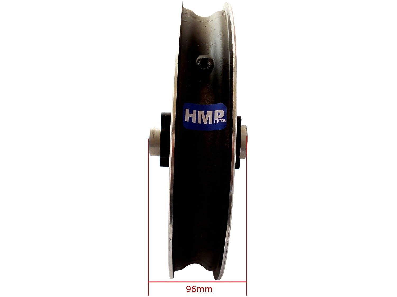 Mini Cross//Dirt Bike//2-Takt 25,4 cm - hinten HMParts Felge Orion sw 10 Zoll