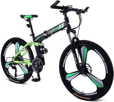 Light bicycleBicicleta de montaña Plegable Bicicleta Hombre y ...