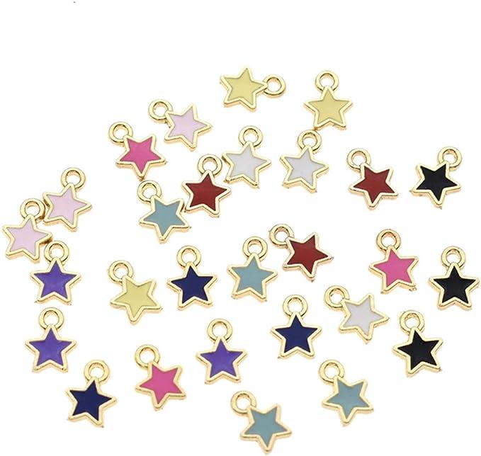 abalorios de estrella