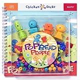 : Pop Bead People (Chicken Socks)