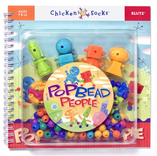 Pop Bead People (Chicken Socks)