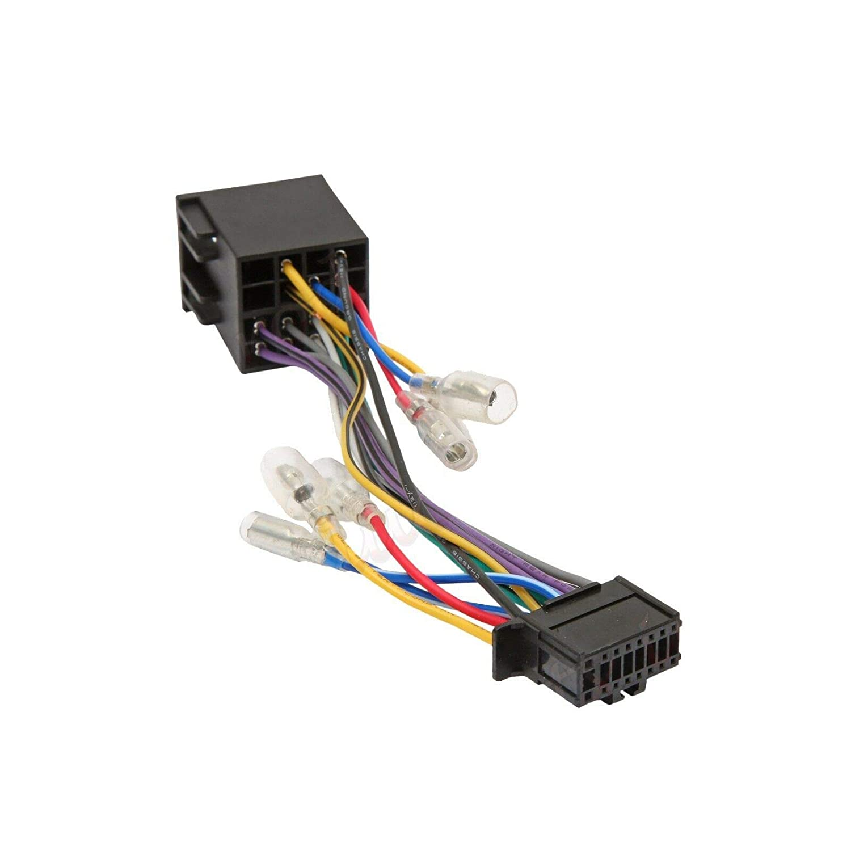 Inex Pioneer Pin ISO Wiring Harness Connector Adaptor Car Stereo Radio on