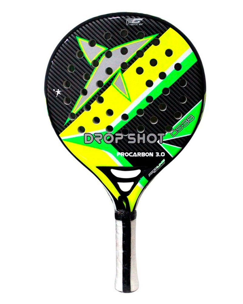 DROP SHOT Pro Carbon 3.0 LTD 2018 Tenis, Unisex Adulto, One Size: Amazon.es: Deportes y aire libre