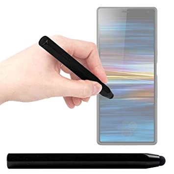 DURAGADGET Lápiz Stylus Negro para Smartphone Sony Xperia 10, Sony ...