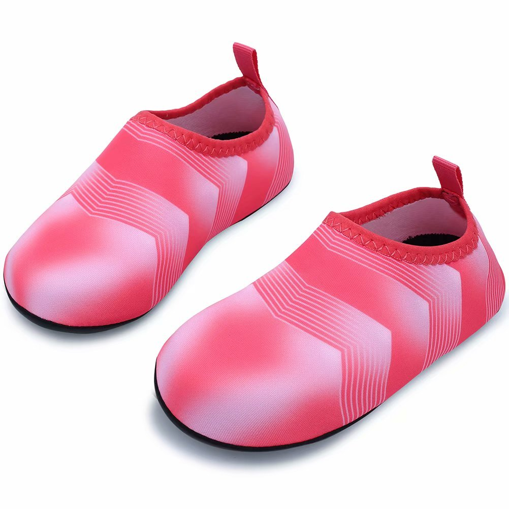 HOBIBEAR Girls Water Shoes Quick Dry Barefoot Sock