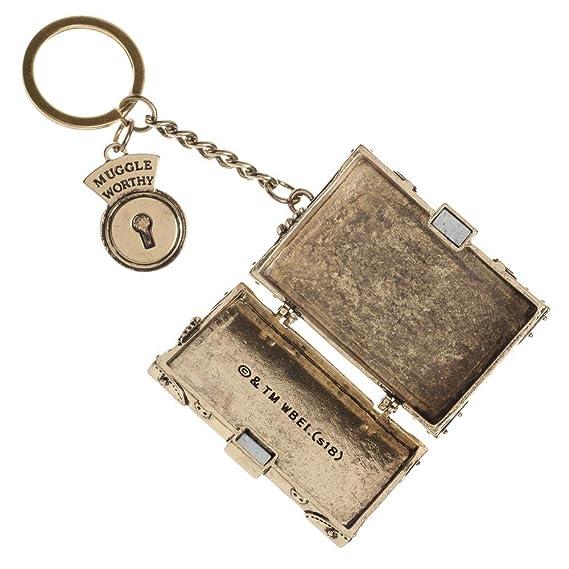 Amazon.com: Fantastic Beasts Briefcase Keychain Fantastic ...