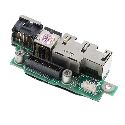 Tarjeta de Video Ethernet de Accesorios S Reemplazando para ...