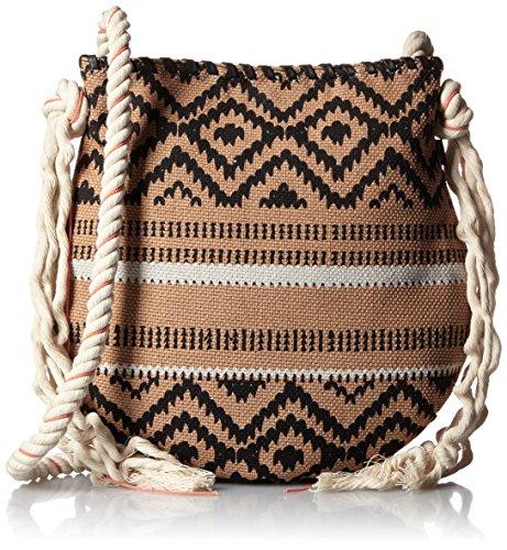 - Volcom Women's Wild Bunch Bag Vintage Brown One Size