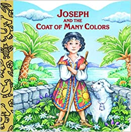 joseph and the coat of many colors mary josephs 9780679874003 amazoncom books - Coat Of Many Colors Book