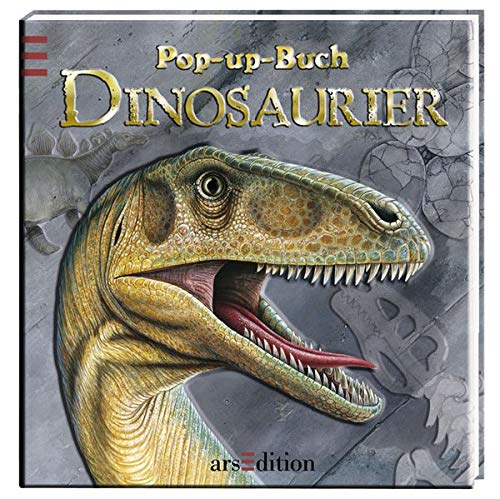 Pop-up-Buch Dinosaurier