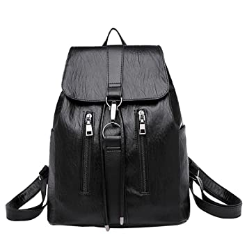 ec27beb8f21 Amazon.com: Women Vintage Shoulder Bags, BOLUBILUY Fashion Girl ...