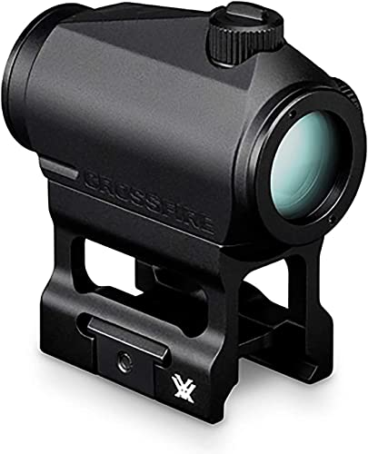 Vortex Optics Crossfire Red Dot Sight Gen I - 2 MOA Dot (CF-RD1),black