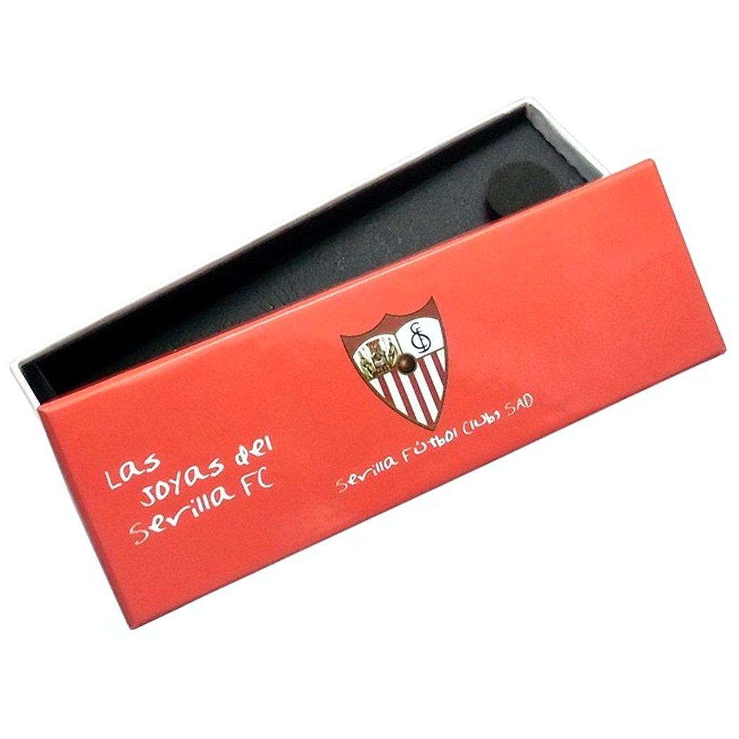 Llavero escudo Sevilla FC plata de ley chapa esmaltada [8556 ...