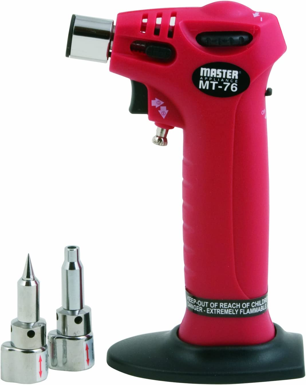 Master Appliance Triggertorch 3-in-1 Heat Tool with Soldering and Hot Air Tips